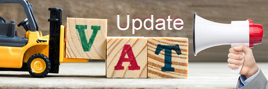 VAT-Updates