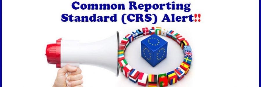 موعد جديد لتقديم تقرير معيار الابلاغ المشترك