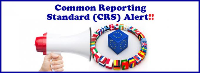 New CRS Reporting Deadline