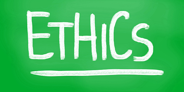 Code of Professional Conduct and Ethics Services