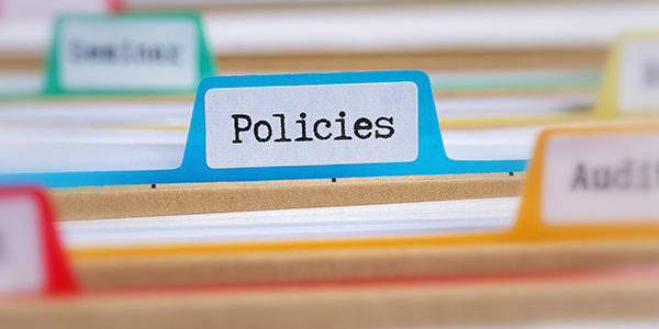 Policies and Procedures Manuals Services